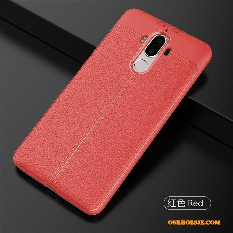 Hoesje Voor Huawei Mate 9 Anti-fall Telefoon Zacht Trend All Inclusive Siliconen