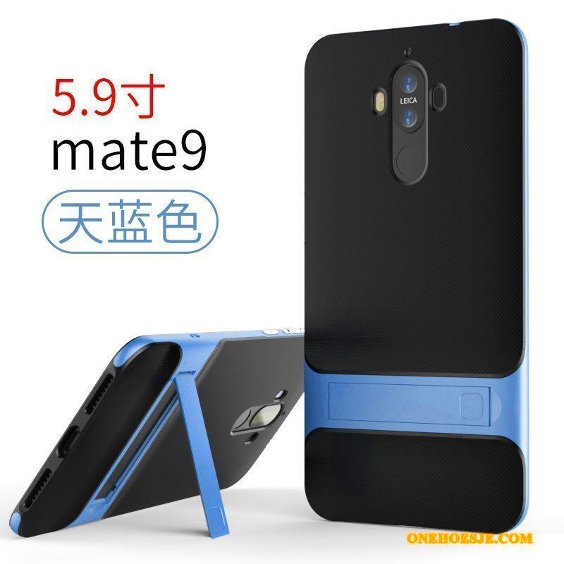 Hoesje Voor Huawei Mate 9 Schrobben Persoonlijk Scheppend Telefoon Siliconen Anti-fall