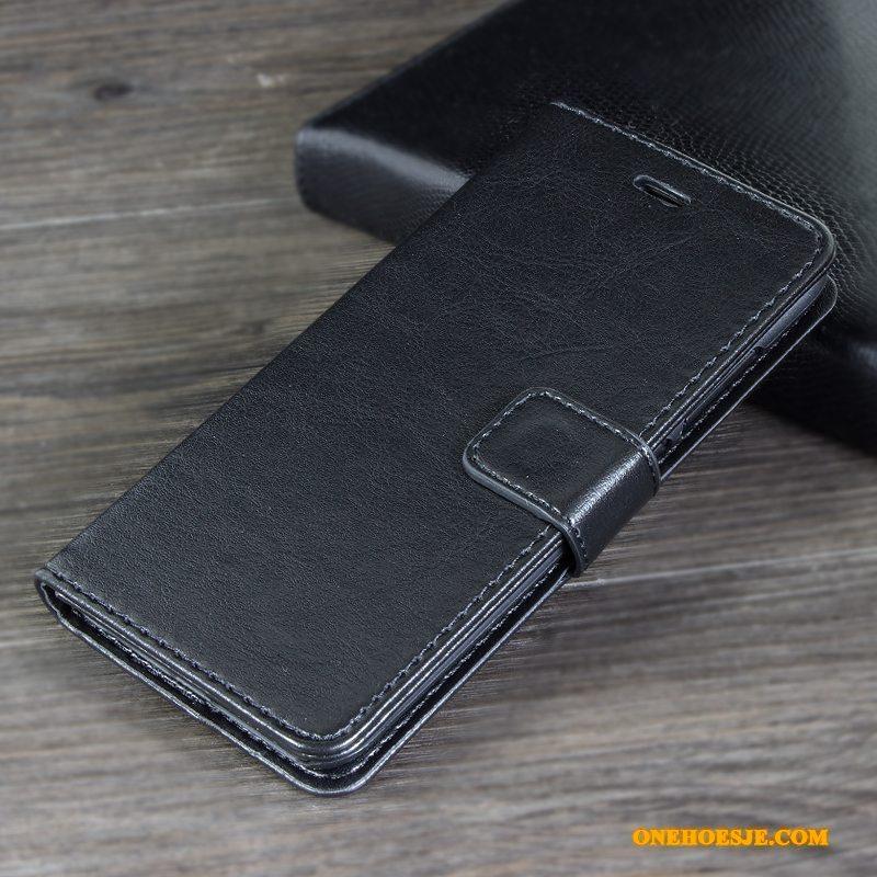 Hoesje Voor Huawei Mate 9 Telefoon Bescherming Clamshell Leren Etui Mobiele Telefoon Anti-fall