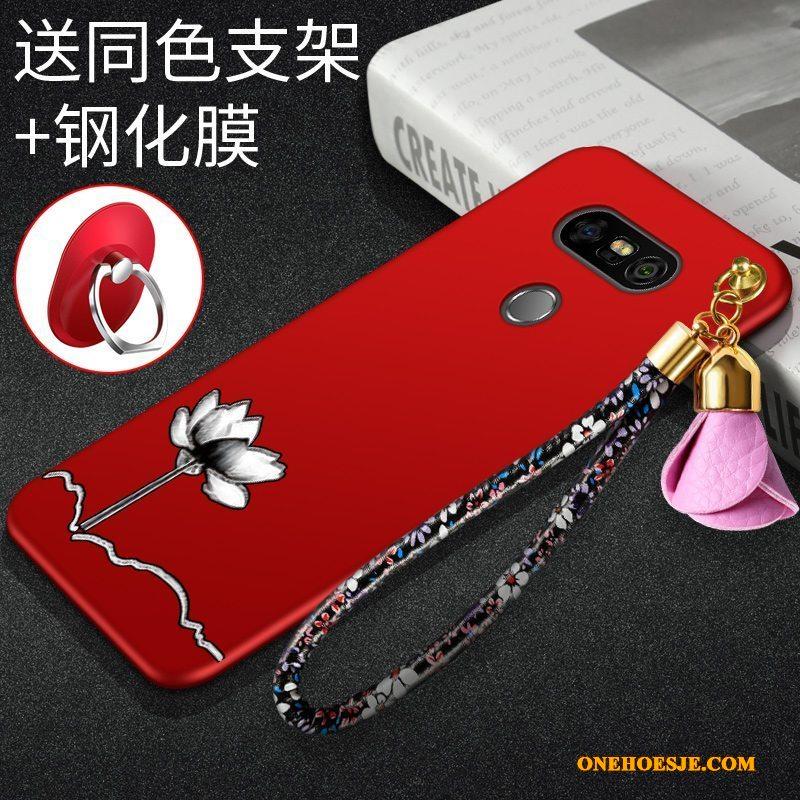 Hoesje Voor Lg G5 Telefoon Trend Mobiele Telefoon Persoonlijk Anti-fall Siliconen
