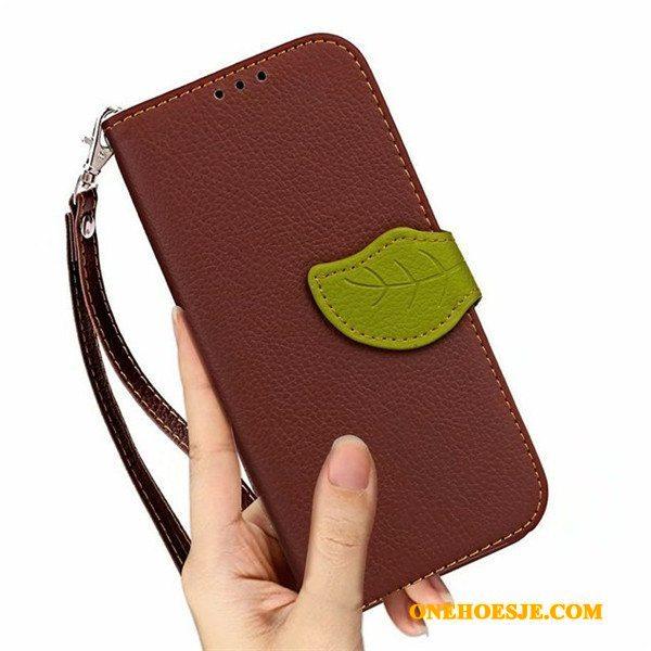 Hoesje Voor Lg G5 Trend Bescherming Mobiele Telefoon Folio Portemonnee