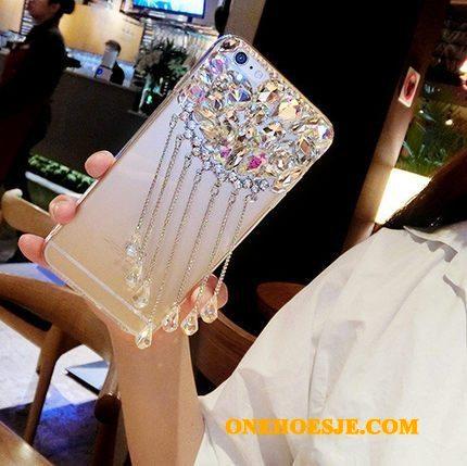 Hoesje Voor Samsung Galaxy A7 2015 Telefoon Kristal Nieuw Elegante Trend Anti-fall