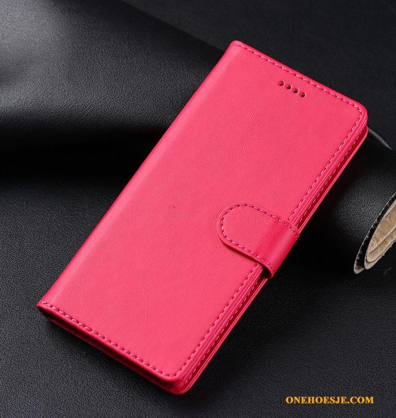 Hoesje Voor Samsung Galaxy Note 10 Folio Ster Telefoon Licht Leren Etui
