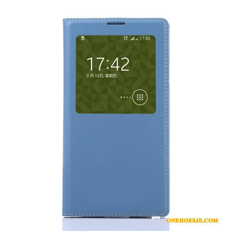 Hoesje Voor Samsung Galaxy Note 3 Bescherming Ster Mobiele Telefoon Hoesje Telefoon Folio