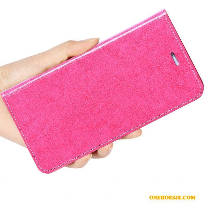 Hoesje Voor Samsung Galaxy Note 3 Leren Etui Echt Leer Siliconen Ster Mobiele Telefoon Hoes