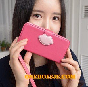 Hoesje Voor Samsung Galaxy S4 Ster Mooie Rood Telefoon Bescherming Mobiele Telefoon