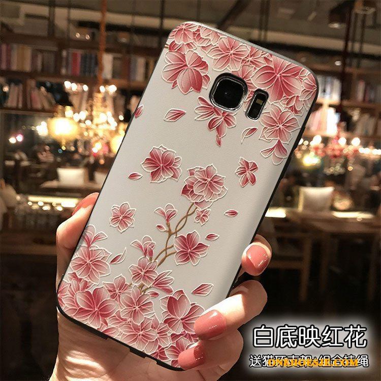 Hoesje Voor Samsung Galaxy S7 Edge Trend All Inclusive Chinese Stijl Persoonlijk Hoes Ster