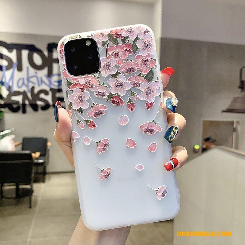 Hoesje Voor iPhone 11 Pro Max Chinese Stijl Anti-fall Nieuw Siliconen Scheppend Telefoon