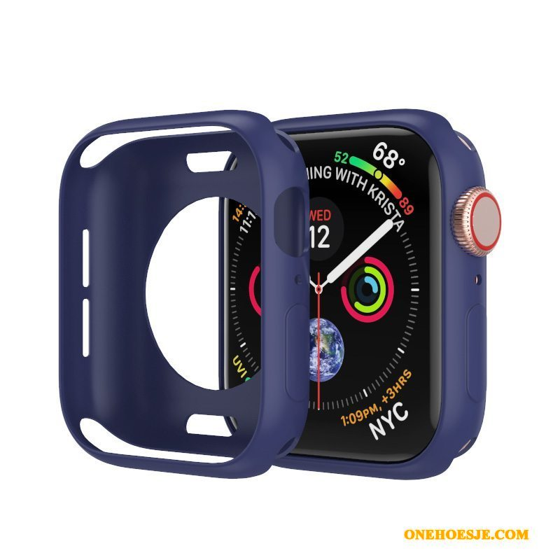 Hoesje Voor Apple Watch Series 2 Siliconen Anti-fall All Inclusive Accessoires Bescherming