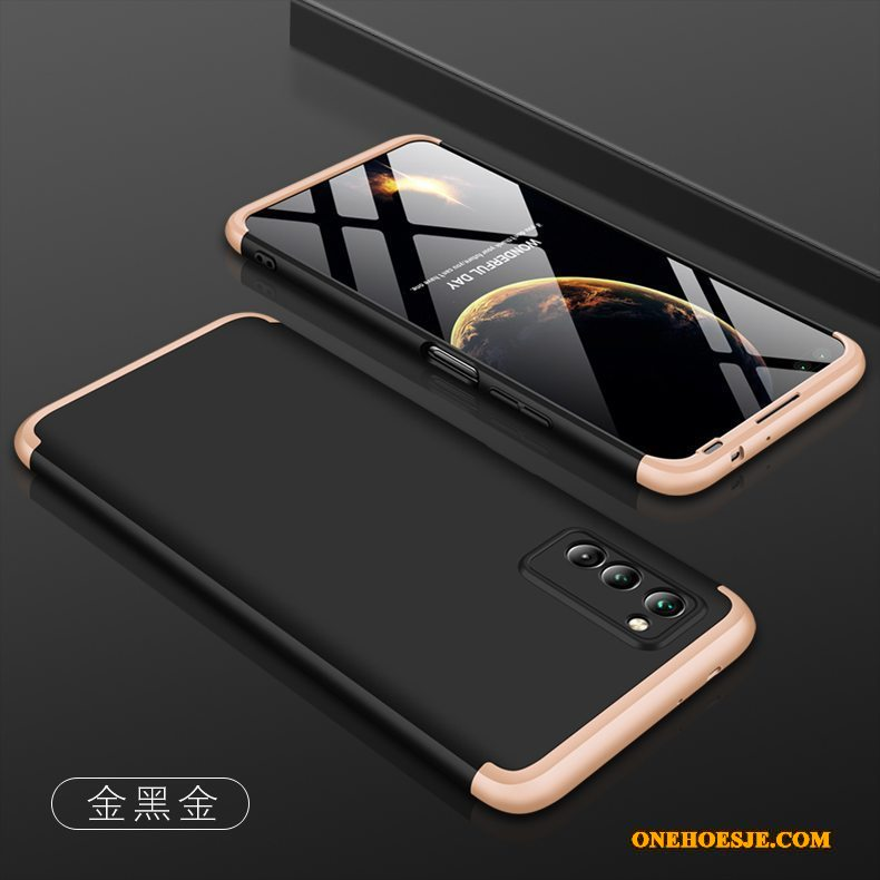 Hoesje Voor Honor View30 Pro Anti-fall Hoes Lovers Bescherming Trend Siliconen