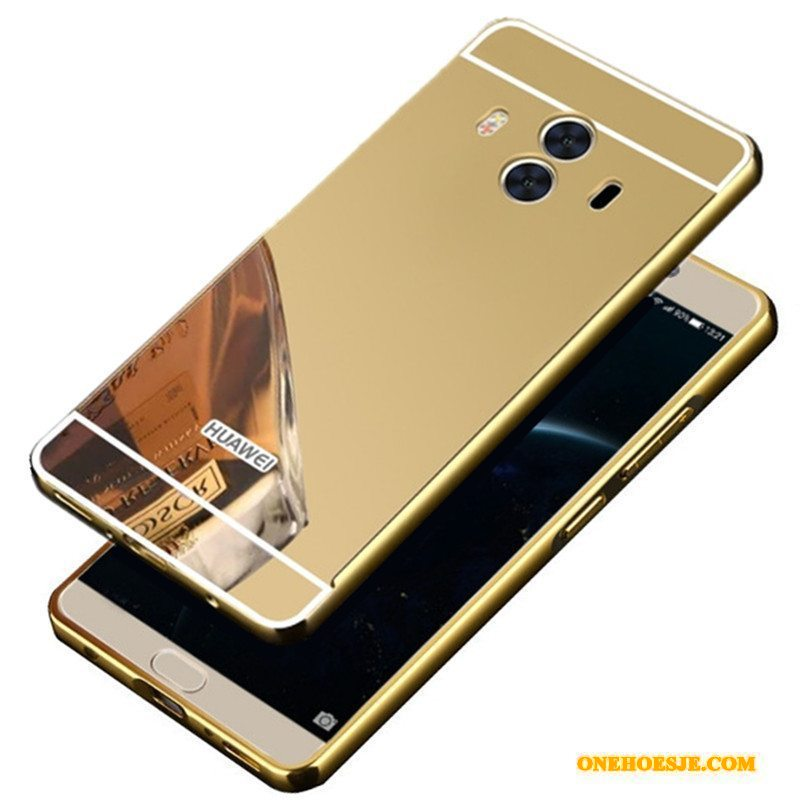 Hoesje Voor Huawei Mate 10 Hoes Bescherming Omlijsting All Inclusive Anti-fall Trend