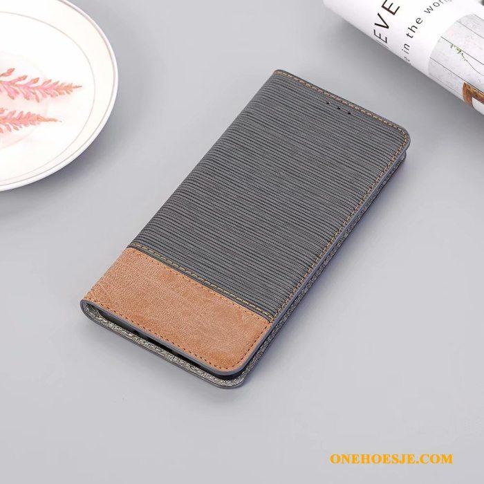 f87945561d9 Hoesje Voor Huawei P30 Pro Folio Bescherming Telefoon Geel All Inclusive  Grijs