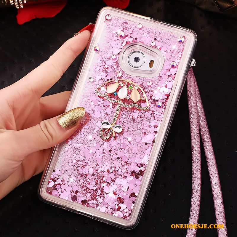 Hoesje Voor Mi Note 2 Roze Scheppend Anti-fall All Inclusive Hoes Mini