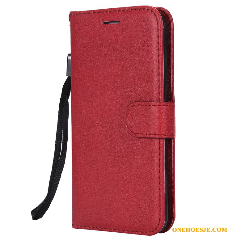 Hoesje Voor Nokia 1.3 Hoes Leren Etui Clamshell Anti-fall Telefoon All Inclusive