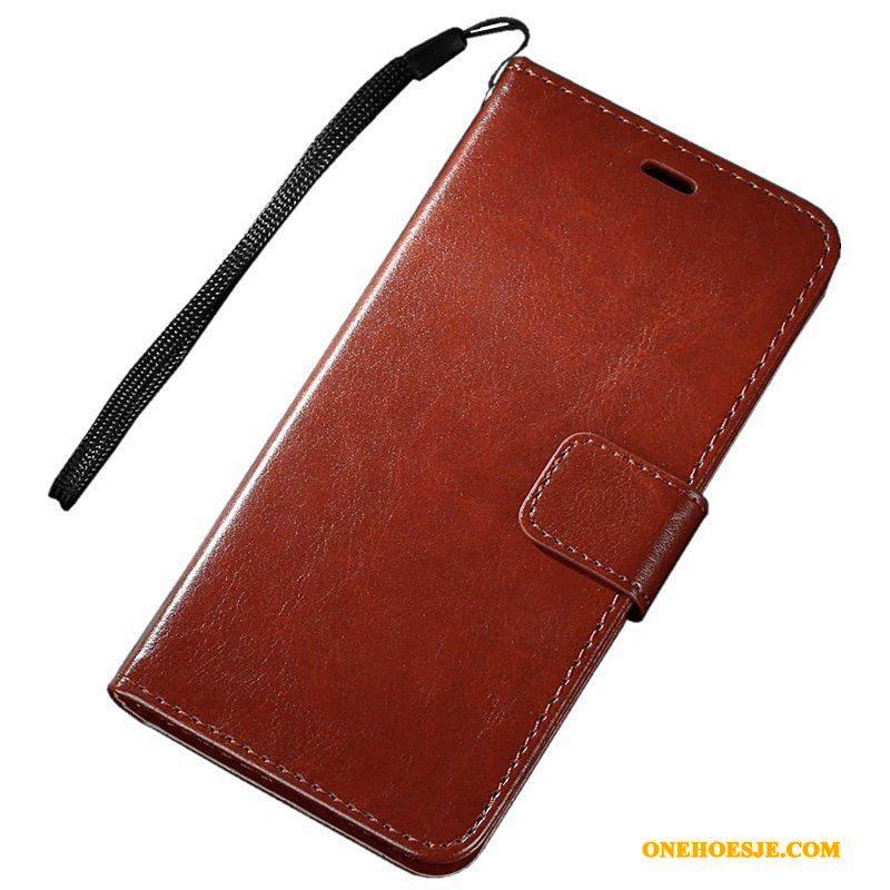 Hoesje Voor Samsung Galaxy A3 2015 Ster Clamshell Telefoon Portemonnee Leren Etui Bescherming