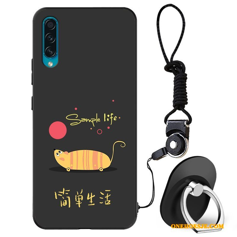 Hoesje Voor Samsung Galaxy A50s Ster Hoes Zacht Bescherming Anti-fall All Inclusive
