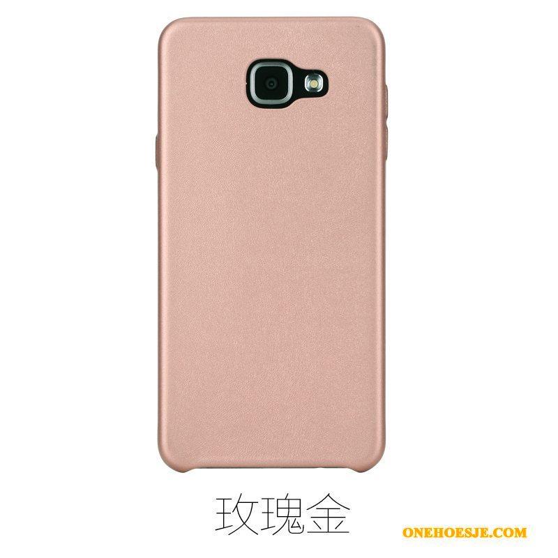 Hoesje Voor Samsung Galaxy A7 2015 Bescherming Hoes Ster Telefoon Mobiele Telefoon Leren Etui