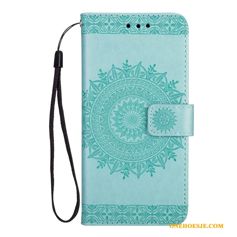 Hoesje Voor Samsung Galaxy S10+ Hoes Clamshell Anti-fall Zacht Siliconen Telefoon