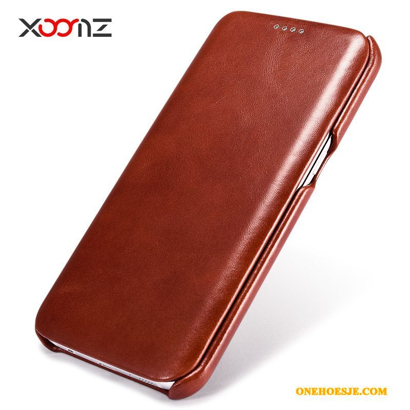 Hoesje Voor Samsung Galaxy S7 Folio Ster Anti-fall Telefoon All Inclusive